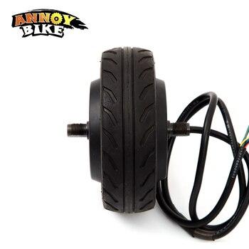 5 pulgadas sin escobillas Hob Motor rueda Bicicleta eléctrica Motor Bicicleta eléctrica...