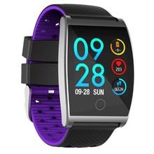 Smart watch QS05 1.3 color screen Bluetooth dynamic UI blood pressure heart rate monitoring sports waterproof smart bracelet