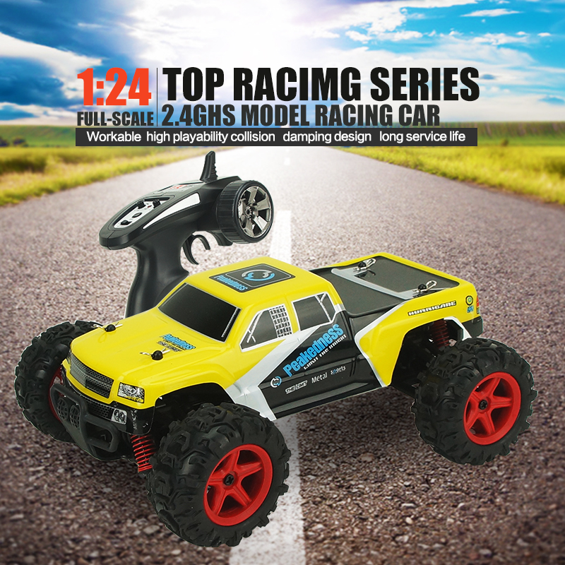 New Arrival SUBOTECH Coco-4 NO.BG1510C 1/24 2.4GHz High Speed 4WD Off Road Racer Coco4 RTR