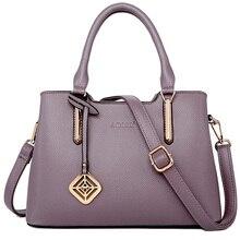 Bolso de cuero Natural para mujer, bolso de cuero genuino, bolsos de hombro grandes para mujer, bolsos de mensajero de moda, bol цена