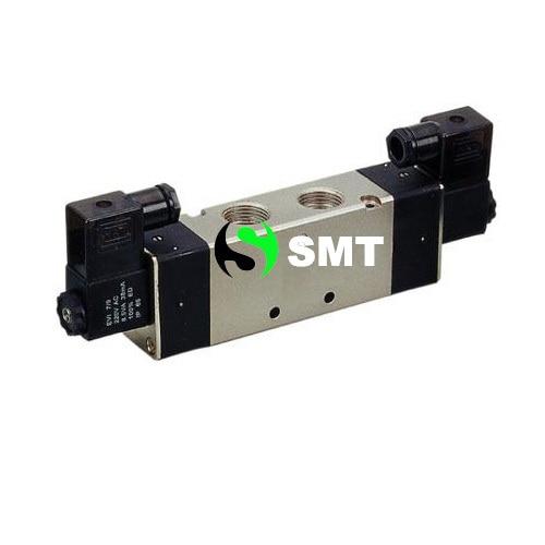 цены 4V220-08 solenoid valve, pneumatic components, 220VAC valve, 50pcs/ctn free shipping