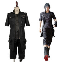 Original Anime XV Cosplay FF15 Noctis Lucis Caelum Cosplay Costume Outfit Suit Halloween Carnival Full Sets