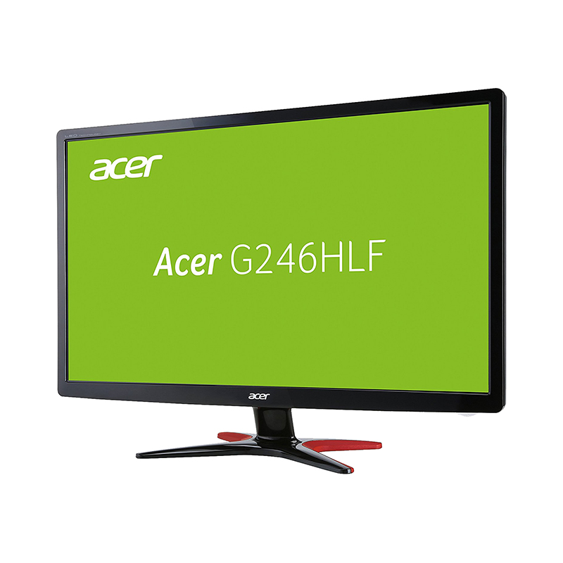 LCD Monitor Acer 24 G246HLFbid for lenovo k29 k27 lcd screen display monitor edp 30pins 1366 768 good quality original