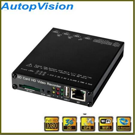Hd 4ch 3g Vehicle 1080p Mobile Dvr For Vehicle Taxi With Wifi G-sensor Gps Hdvr004 Car Vehicle Dvr Cam Camera Video Recorder стоимость
