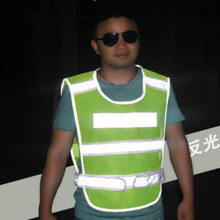 average size Reflective Safety Clothing high visibility workwear reflective work clothing free shipping цена