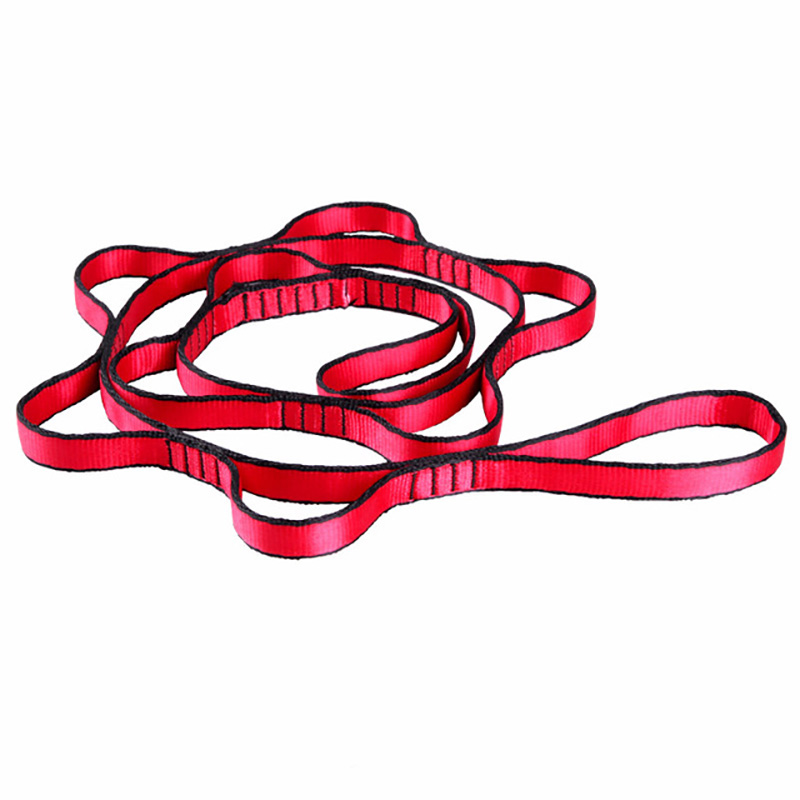 Sy08 One Pairs Outdoor Climbing Anti-gravity Extend Strap Extender Strap Rope For Aerial Yoga Hammock Swing Yoga Stretch Belt Sports & Entertainment