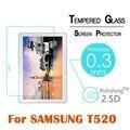 "0.3 MM Premium de Vidro Temperado Film Para Samsung Galaxy Tab Pro T520 T525 10.1 ""Tablet PC Anti-shatter Filme Protetor de Tela LCD"