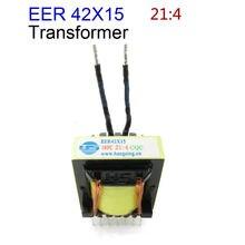 Импульсный трансформатор eer42x15 21:4 43x16 22:4 новый для