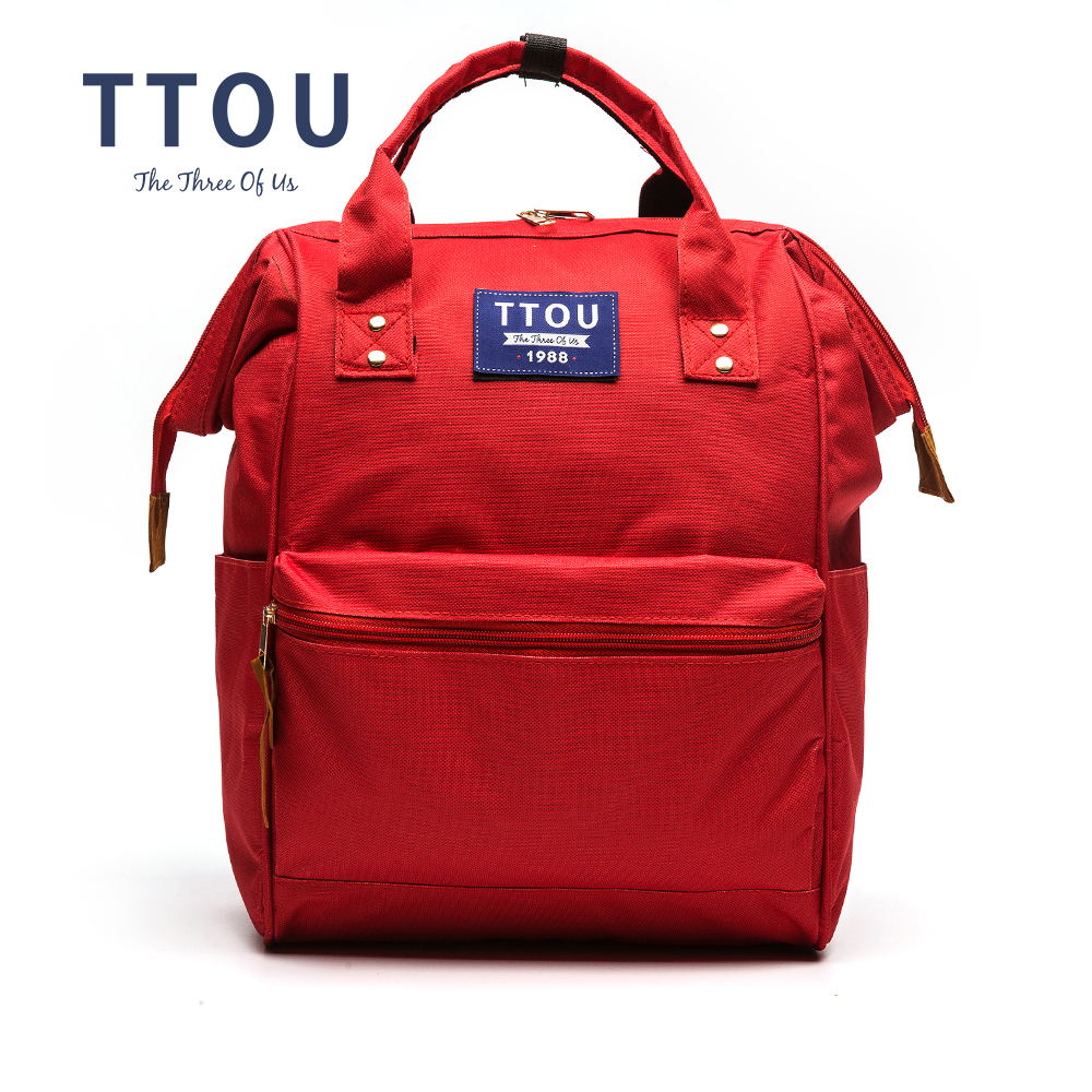 4f4d4b03ee0 TTOU Design φοιτητής τσάντα σχολείο τσάντα υψηλής ποιότητας χαριτωμένο μόδα  τσάντα ώμου μικρό παιδί ταξίδι .
