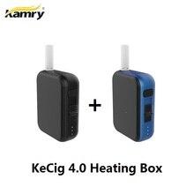 2 cái/lốc Mới Nhất Kamry KeCig 4.0 Sưởi Ấm Thanh Nhiệt Hộp KeCig 2.0 Cộng Với KeCig4.0 cho thuốc lá cartridge VS Pluscig B2 v2
