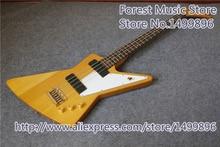Лидер продаж Китай Glod аппаратное объяснение. Suneye 4 струнная бас гитара из липы гитарный корпус для продажи