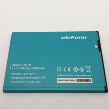 Hot Ulefone Be Pro Battery New Original Large Capacity 3000mAh Li-ion For L55 & be pro 2