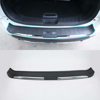 New Products Plastic Rear Bumper Guard Cover For MAZDA3/Axela 2014 Car Protective