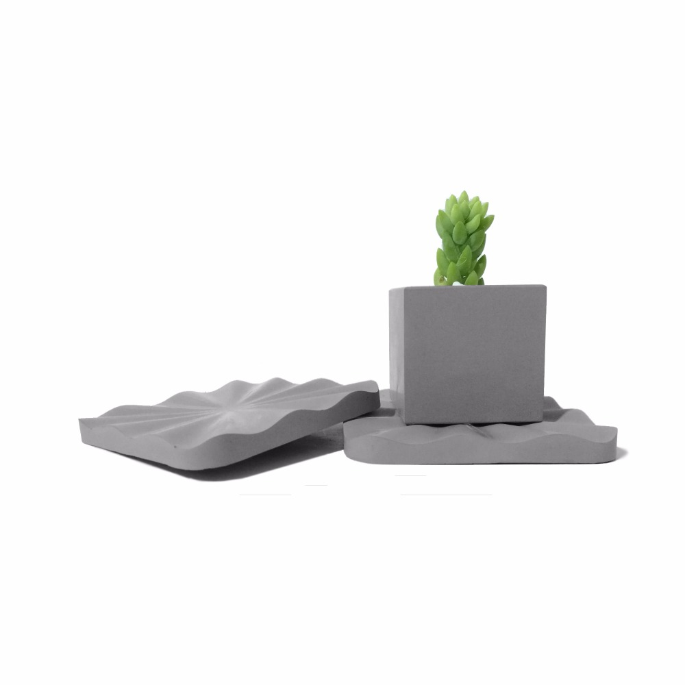 silikon betonformen blumentöpfe formen zement silikon beton topf