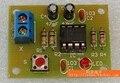 555 monoestável gatilho kit de montagem de componentes eletrônicos peças de produção DIY componentes de ensino e formação