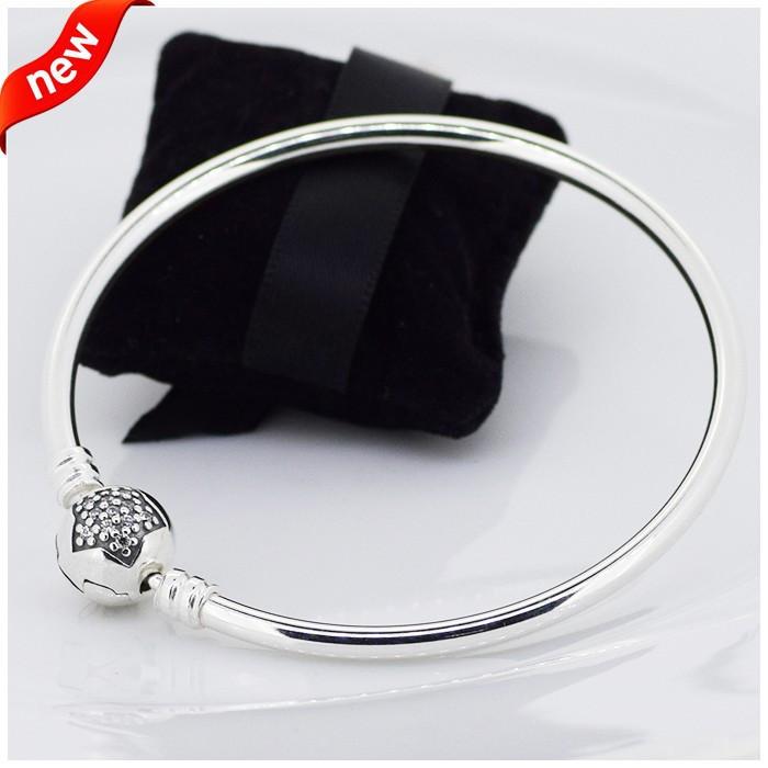925 Sterling Silver Sweet Star Carter Love Bracelets Bangles For Women Bracelet Femme Fine Jewelry Sterling Silver Jewelry 01 (2)