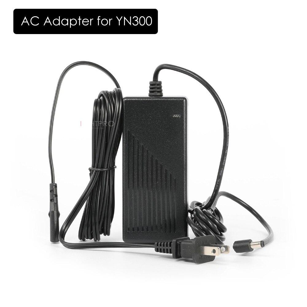 Brand Yongnuo AC Adapter Power Switching Charger DC for Yongnuo LED Video Light YN600 AIR YN600S YN300 AIR YN300III YN160 III