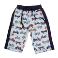 NOVA children clothes2015 fashion style hot selling cotton printed cool motorcycle pattern summer casual trousers baby boy jeans