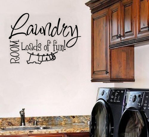 Popular laundry room wallpaper buy cheap laundry room for Decoration adhesif mural