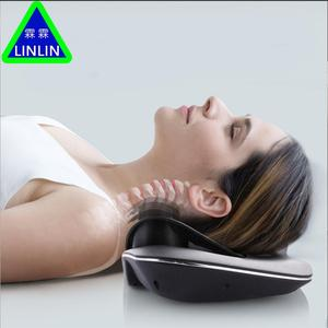 Image 2 - LINLIN Cervical vertebra massager  Multifunctional Whole Body Heating Massager  Household electric kneading hot compressor
