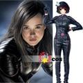 X-Men косплей Китти Прайд Shadowcat косплей костюм shadowcat костюм Xmen супергерой костюмы хэллоуин костюмы для взрослых женщин