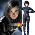 X-men cosplay Shadowcat Kitty Pryde cosplay traje de superhéroe Xmen shadowcat disfraces disfraces de halloween para las mujeres adultas