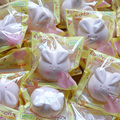 1pcs Kiibru slow rebound cotton candy rabbit simulation toy with fragrance Squishy Marshmallow Rabbit