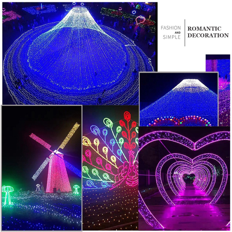 Aliexpress.com : Buy 10M 100 LED String Lights String ...
