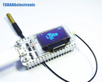 Internet Development Board SX1278 LoRa ESP32 0 96 Inch Blue ESP8266 OLED Display Bluetooth WIFI Lora
