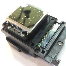 F192040 печатающая головка для EPSON DX10 DX8 УФ-плоттер головка эко растворитель масла шесть цветов