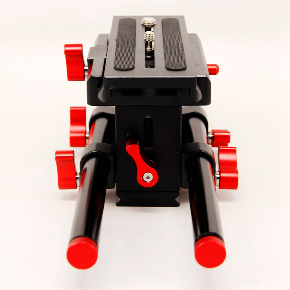 DSLR Rail 15mm Система підтримки штанги з - Камера та фото - фото 3