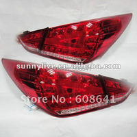 HYUNDAI SONATA 8 LED Tail Lamp 2011 Year