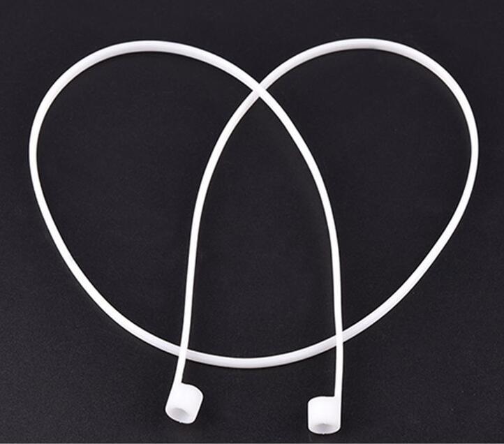 Hingebungsvoll Kopfhörer Strap Für Airpods Wireless Headset Schleife String Seil Anti-verloren Silikon Kabel Für Apple Air Schoten Zubehör Ketten Hardware