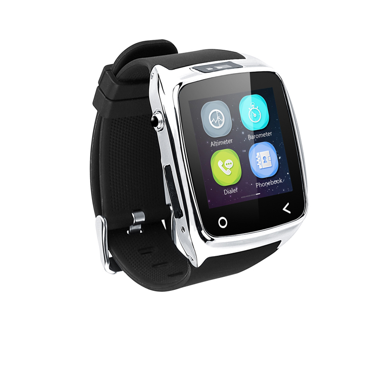 f8ed850380f i8 SmartWatch MTK2501M Fitness Tracker Bluetooth Smart watch for Apple  iPhone & Android Samsung Huawei Mi HTC Smartphone 2 Color-in Smart Watches  from ...
