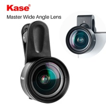 Kase 16MM Master Wide Angle Phone Lens with 58mm Filter Clip