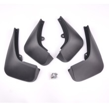 4Pcs Front Rear Mud Flaps Splash Guards For Land Rover Discovery Sport 2015 2016 [LP05]