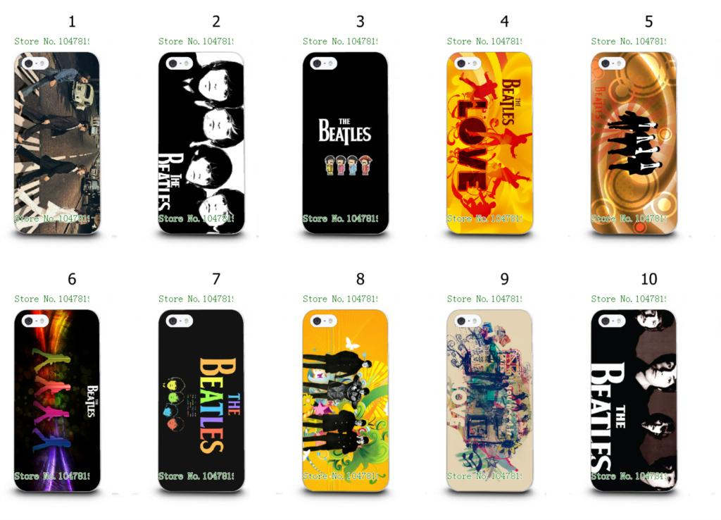 cover iphone 5s beatles
