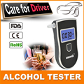 Greenwon Prefessional Police Digital Breath Alcohol Tester  Breathalyzer & Mouthpieces with russian User manual