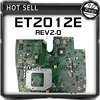 Original Laptop Motherboard For ASUS ET2012E Rev 2 00G All In One Fully Tested
