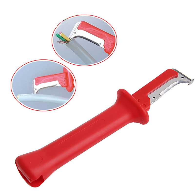 MüHsam Automatische Kabel Abisolierzange Abisolieren Crimper Crimpen Zangen-scherblock-werkzeug Seitenschneider Weich Und Leicht Handwerkzeuge Zangen