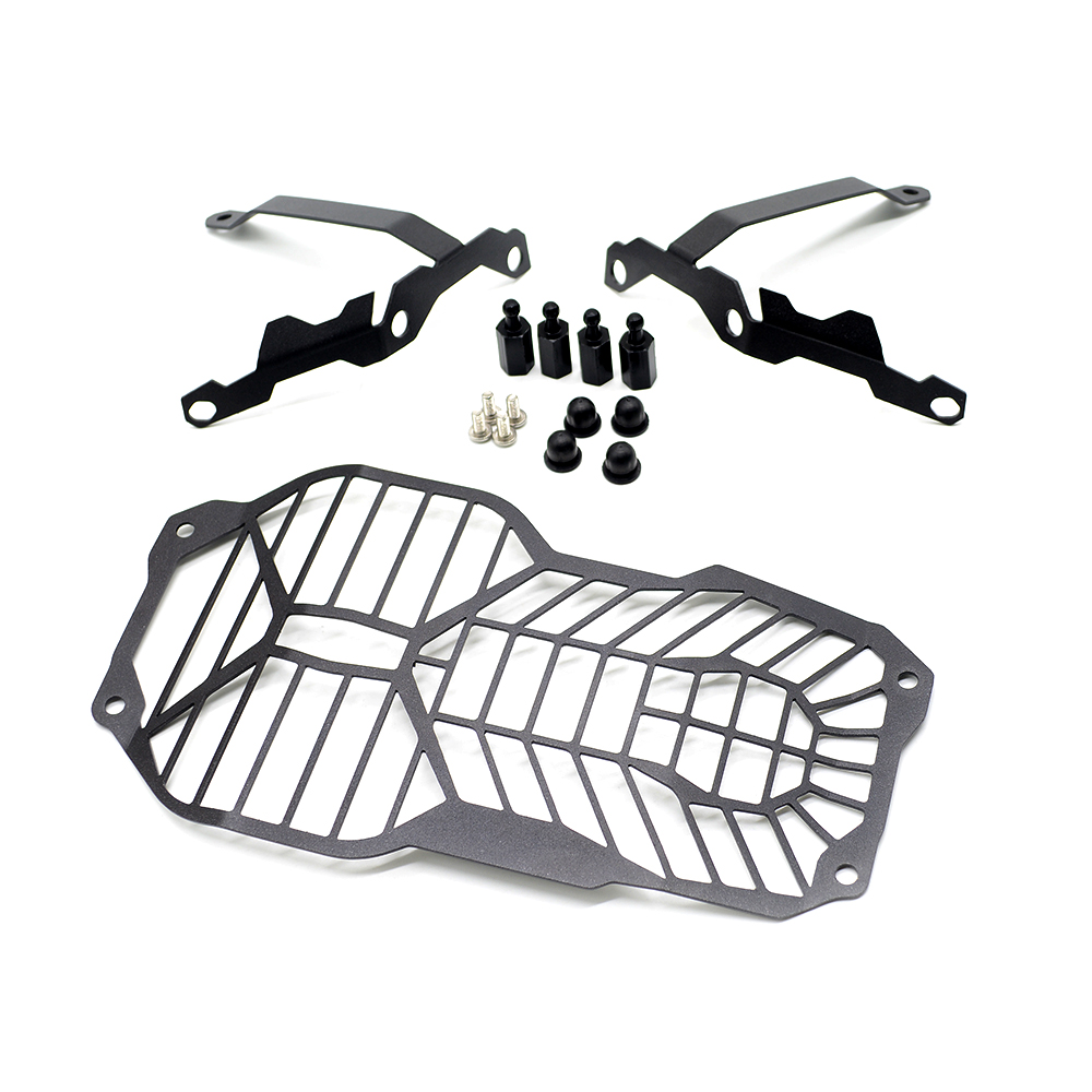 For BMW R1200GS Adventure 2013 2014 2015 2016 Motorcycle Headlight Protector cover grill Head Light Guard Front Lamp Cover in Covers Ornamental Mouldings from Automobiles Motorcycles