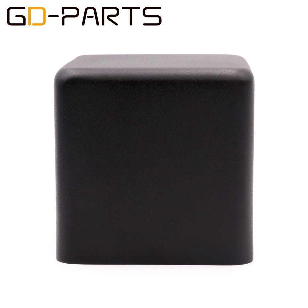 1 шт. 123*123*120 мм черный железный трансформатор крышка металлический Триод защитная коробка корпус Hifi аудио гнездо трубки DIY
