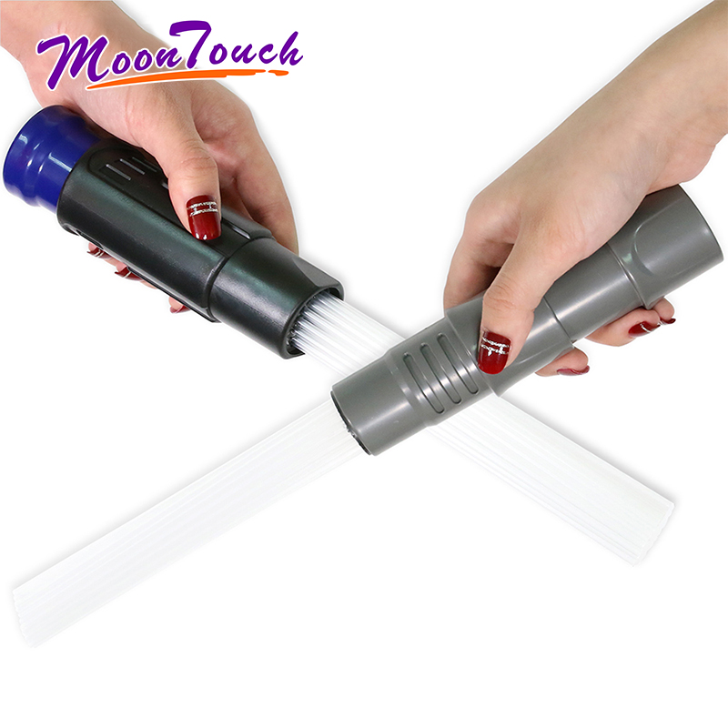 Multi-functional Dust Brush Cleaner Dirt Remover Portable Universal Vacuum Attachment Tools For Daddy Connect For Dyson Cleaner