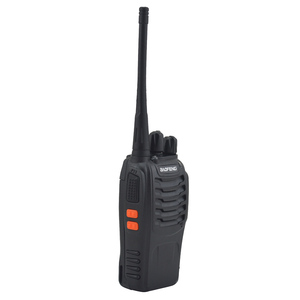 Image 5 - 2 개/몫 BAOFENG BF 888S 워키 토키 UHF 양방향 라디오 baofeng 888s UHF 400 470MHz 16CH 휴대용 송수신기 이어 피스