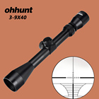 ohhunt 3-9X40 Hunting Optical Sights RifleScope Rangefinder Reticle Crossbow Rifle Scope For .177 .22 Caliber Airguns