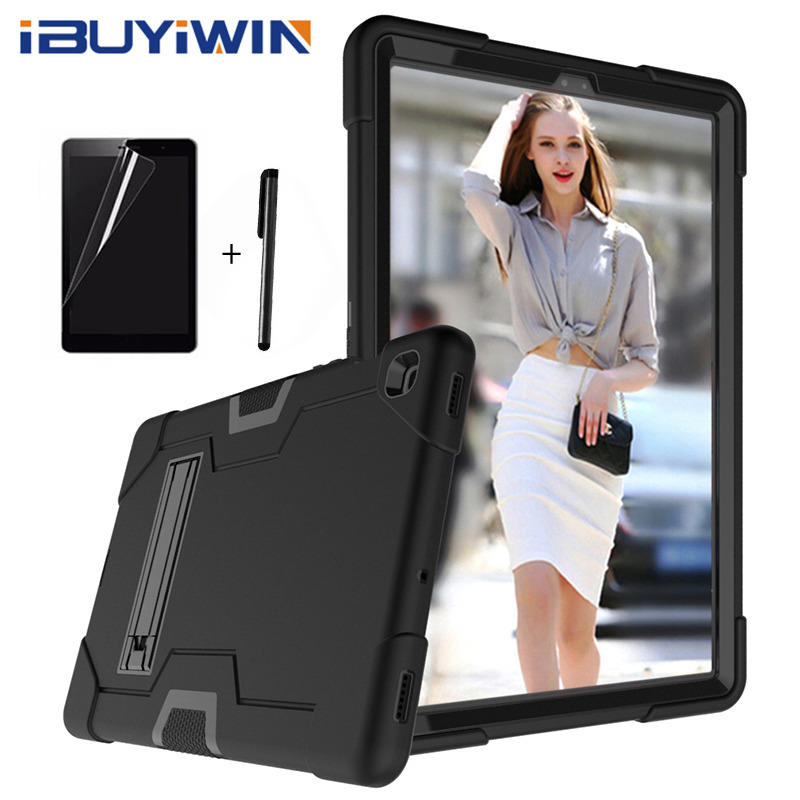 Silicon-Case Tablet Tab-S5e SM-T720 Galaxy Samsung Drop-Resistance-Cover For Tab-s5e/Sm-t720/Sm-t725