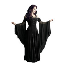 SC-452 Victorian Gothic/Vintage Dress Halloween Theater dress Custom made