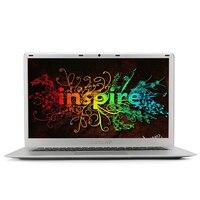 15,6 дюймов 1920x1080 P 6 ГБ ОЗУ 1 ТБ HDD Intel четырехъядерный CPU Windows 10 система Wifi Bluetooth ноутбук компьютер