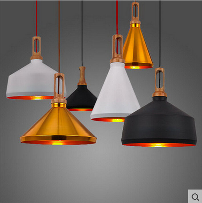nordico aluminium abat jour pendentif luminaires lampe. Black Bedroom Furniture Sets. Home Design Ideas