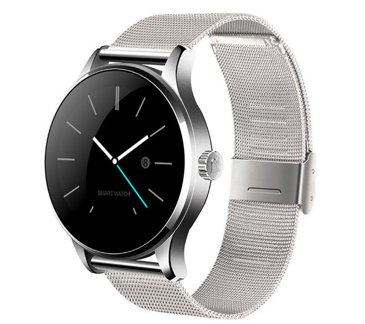 ФОТО Bluetooth SmartWatch For Apple Huawei IOS Android K88H Smart Watch IPS Screen Support Heart Rate K88h Smart Bluetooth Watch